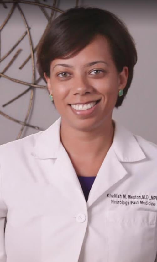 Portrait of Dr. Weston